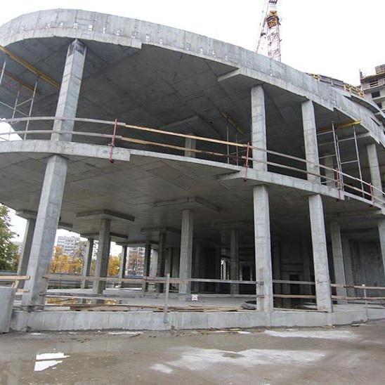 ЖК Кремлевские звезды, ход строительства, октябрь 2017